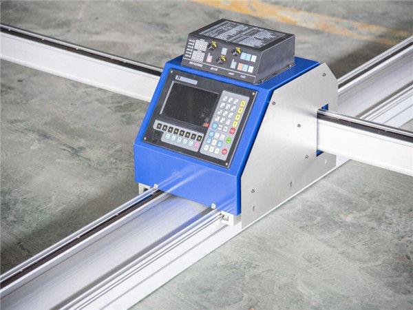 Taglierina per metallo al plasma CNC 1300x2500mm con macchine per taglio al plasma cnc usate a basso costo