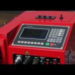 Macchina da taglio a gas con fiamma al plasma cnc a binario pesante 1800mm