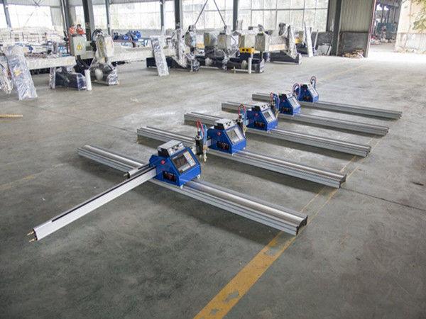 Macchina da taglio al plasma CNC portatile da 180 W per il taglio di metalli spessi 6 - 150 mm
