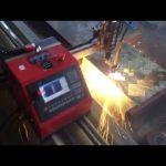 2017 macchina da taglio al plasma a basso costo cnc portatile di alta qualità certificazione CE portatile
