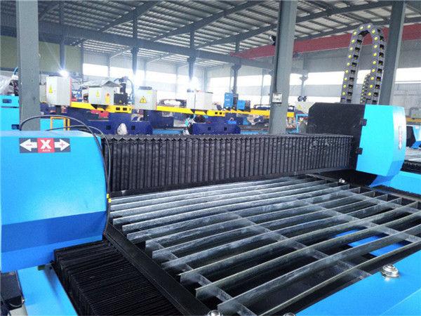 2018 Prodotto più venduto Macchinari automatici Macchine per taglio metalli CNC Macchine al plasma con il prezzo più basso
