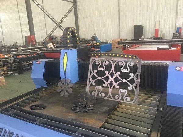 Tagliatrice economica del plasma di CNC a basso costo approvata CE