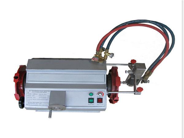 Tagliatrice del tubo dell'acciaio inossidabile del plasma di CNC