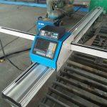 tagliare 3-3 piccola macchina da taglio a getto d'acqua al plasma e fiamma / portatile macchina da taglio al plasma cnc