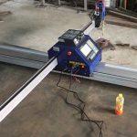 cina macchina da taglio al plasma cnc portatile economica 1500 * 2500mm in metallo