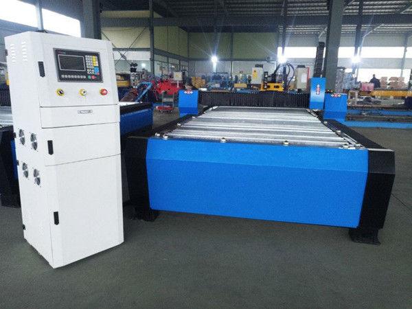 Tagliatrice del plasma di CNC della Cina con iper 125a per la lamina di metallo spessa 65a 85a 200a facoltativa