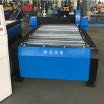 Cina 100a taglio al plasma macchina cnc 10mm piastra metallica