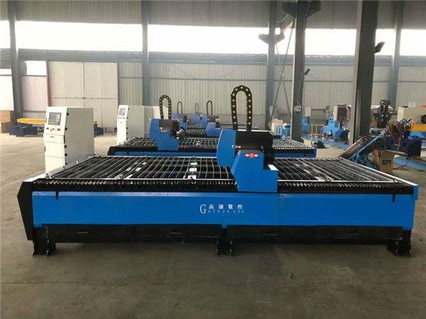 Tagliatrice cinese di fiamma e plasma in metallo CNC