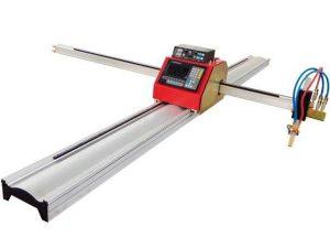 taglierina al plasma a gas portatile a prezzi competitivi con braccio cnc 1525/1530