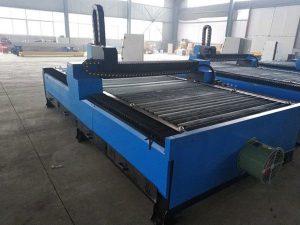 grande promozione in acciaio taglio a basso costo macchina per taglio al plasma cnc 1325 jinan esportata in tutto il mondo