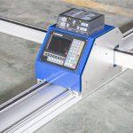 macchina da taglio al plasma cnc ad alta efficienza 0 3500mm / min velocità di taglio