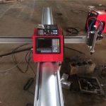 Macchina da taglio al plasma cnc portatile di alta qualità / taglio al plasma cnc per acciaio inossidabile e lamiera
