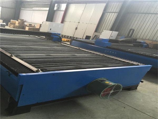 Vendita calda lamiera taglio acciaio inossidabile acciaio al carbonio 100 A taglio al plasma 120 macchina da taglio al plasma
