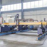 Macchine automatiche per taglio al plasma e tagliafiamme della macchina da taglio a cnc in metallo tipo Gantry intelligente