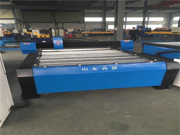 Nuova macchina da taglio CNC progettata per macchina da taglio al plasma CNC in lamiera