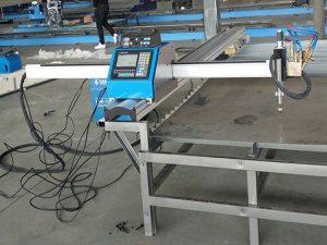 macchina da taglio plasma / gas cnc portatile di piccole dimensioni