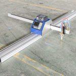 taglio al plasma a basso costo in acciaio / metallo cnc 1530 jinan esportato in tutto il mondo cnc