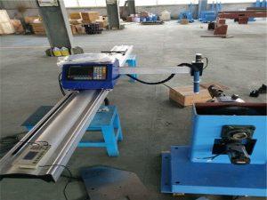 Il diametro del tubo è da 30 a 300 tagliatrice portatile per tubi cnc