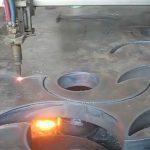 ce Macchina per taglio al plasma cnc portatile con torcia da taglio a fiamma approvata in fabbrica in Cina