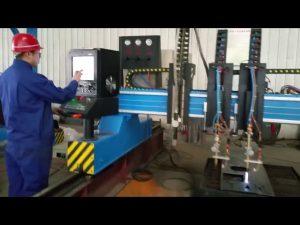 tagliatrice della fiamma del cavalletto di CNC