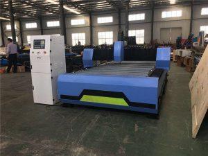 prezzo della tagliatrice della carta del plasma di CNC della tabella di nakeen nella fabbrica dell'India fatta con il prezzo basso
