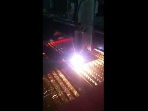 macchina da taglio al plasma cnc industriale che fornisce energia al plasma di alta qualità