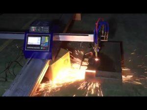 macchina da taglio al plasma a fiamma mini portatile a basso costo per tubi in acciaio inossidabile