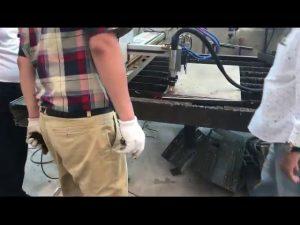 mini macchina da taglio al plasma portatile con taglio al plasma
