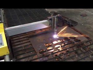 macchina da taglio portatile al plasma flameplasma con hypertherm 45