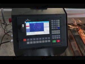 macchina da taglio portatile al plasma flameplasma con servomotore