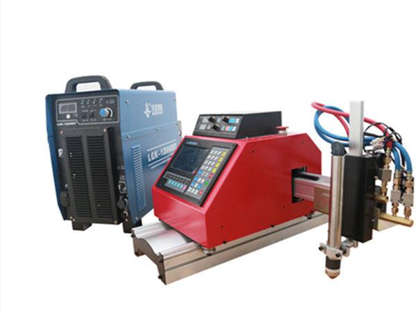 macchina da taglio portatile cnc per plasma, gas, fiamma, oxgen con THC
