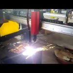 macchina da taglio al plasma cnc G3 su misura in acciaio