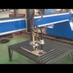 macchina da taglio al plasma a fiamma in lamiera di acciaio cnc ampiamente usata a portale